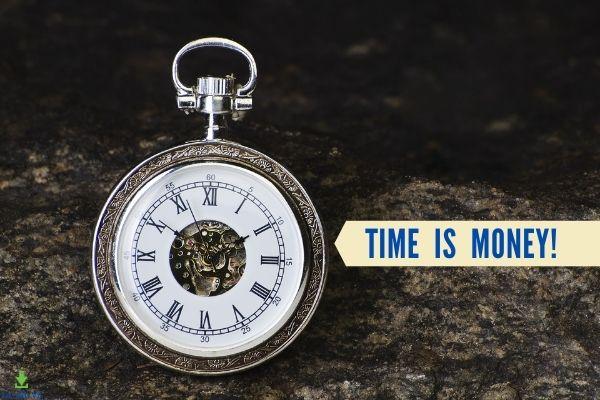 Az idő pénz!